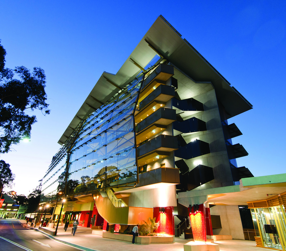 Sir Samuel Griffith Centre Opens Griffith Archive