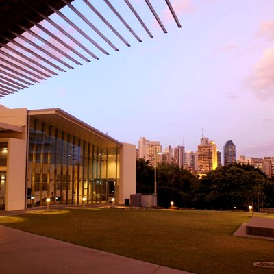 Queensland College of Art - Art Gallery