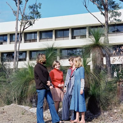 Seventies Students